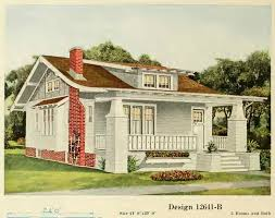 Small Bungalow Style House Plans by 136 Best Vintage House Plans Images On Pinterest Vintage Houses