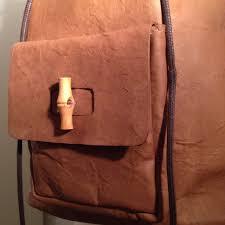 patron sac cuir gratuit couture coudre un sac à dos en cuir lagouagouache