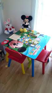 bureau mickey la maison de mickey mamandejumeauxblog