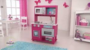 cuisine pour enfants cuisine gracie pour enfant en bois kidkraft