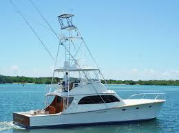 1977 merritt custom 53 u0027 sportfish power boat for sale www