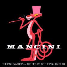 mancini pink panther return pink panther cd