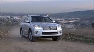 lexus lx 2016 car and driver 2014 lexus lx 570 youtube