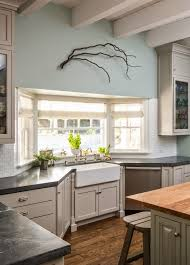 creative of bay window kitchen ideas kitchen kitchens with bay