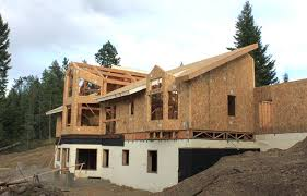 a frame house plans with basement stunning idea timber frame house plans with walkout basement homes