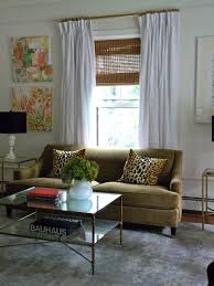 Living Room Without Coffee Table by Hazardous Design Living Room Reveal