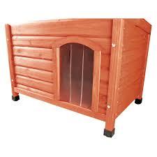 Petmate Indigo Dog House Xl Pet Zone Tuff N Rugged Dog House Door Hayneedle
