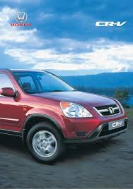 honda cr v mk2 new zealand brochure 2004 honda cr brochures and