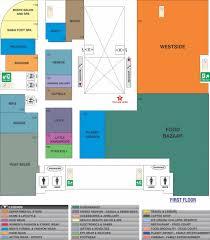 Floor Plan Of A Salon Floor Plan Of Andheri Infiniti Mall First Idolza