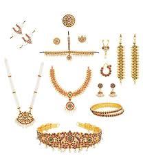 bharatanatyam ornaments temple jewellery accessories