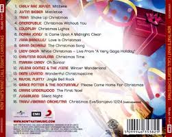 now that u0027s what i call today u0027s christmas various artists songs