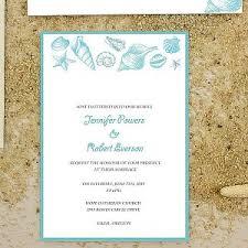 starfish wedding invitations starfish wedding invitation kit yourweek 34d251eca25e