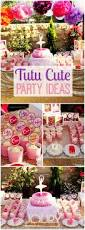 Halloween First Birthday Party Ideas by Best 10 Tutu Party Ideas On Pinterest Tutu Party Theme Tutu