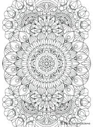 mandala coloring pages adults u2013 corresponsables