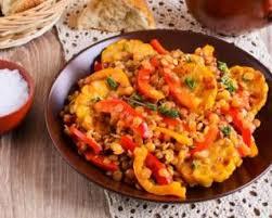 comment cuisiner lentilles recette de curry de lentilles corail croq kilos aux poivrons