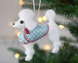 scandi christmas ornaments u2013 puffin patchwork