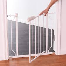 baby door walk through safety gate baby u0026 pet gates baby