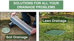 Drainage Issues In Backyard Yard Drainage Crafts Home