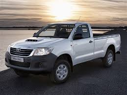 toyota hilux single cab specs 2011 2012 2013 2014 2015