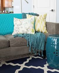 throws and blankets for sofas apartment living blog by avalon make a statement with pillows and
