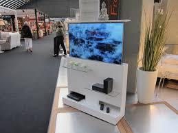 meuble elevateur tv le mobilier gain de place françois desile