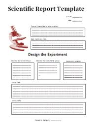 science report template ks2 2 science experiment report template free pdf word formats
