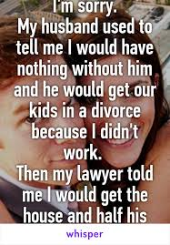 Love My Husband Meme - i m sorry my husband used to tell me i would have nothing without