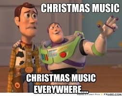 Xmas Memes - 33 memes about being too soon for christmas decorations and music