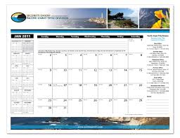 Desk Calendar Custom Marketing With Print Promotional Calendars