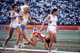 Comfort And Joy Movie 1984 Our Very Emotional Reunion Zola Budd And Mary Decker Hadn U0027t