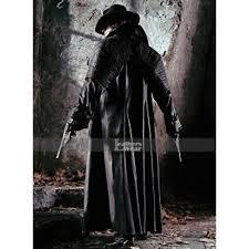 Van Helsing Halloween Costume Helsing Hugh Jackman Abraham Trench Coat
