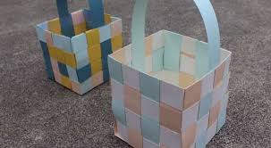 easter egg baskets to make and easy easter crafts for children craft projects for every fan