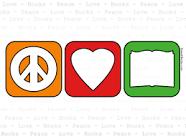 Barış, Sevgi ve Kitap...