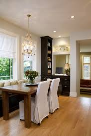 marvelous parsons chair slipcovers in kitchen traditional with alabaster white next to kitchen half wall alongside parsons table and high shelf