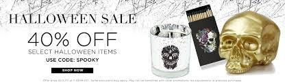 Halloween Sale Halloween Sale U2013 D L U0026 Co