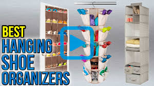 hanging shoe organizer top 10 hanging shoe organizers of 2017 video review