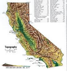 Ojai California Map Map Of California California State Maps Usa Maps Of California Ca