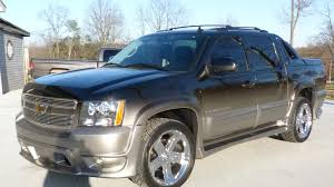 Silverado Southern Comfort Package 2008 Chevrolet Avalanche Ultimate Lx G339 Indy 2012