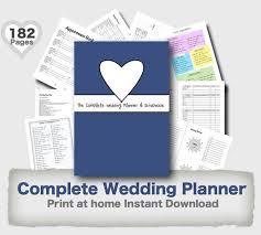 Wedding Planning Organizer The 25 Best Wedding Planner Organizer Ideas On Pinterest Diy
