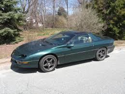 1995 chevy camaro z28 1995 chevrolet camaro image 3