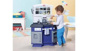 Little Tikes Toaster Little Tikes Side By Side Kitchen Kids George At Asda