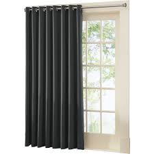 Patio Door Panel Curtains by Amazon Com Multi Purpose Gramercy Patio Door Curtain Panel With