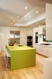 Colorful Kitchen Design by Images About Kitchens On Pinterest Contemporary Grey And Two Tone