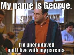 George Meme - my name is george quickmeme
