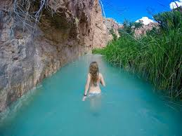 Arizona waterfalls images Thisworldexists do it before you die hike to havasu falls