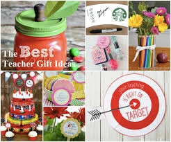 Halloween Gifts For Teachers by Teacher Appreciation Gift Ideas Crafts And Decorations