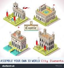 medieval palace building tile online strategic android video game