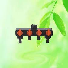Faucet Splitter 4 Way Water Distributor 4 Way Water Dispenser Manufacturer China
