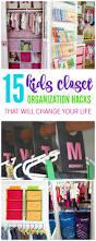 kids organization closet organization ideas for kids