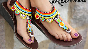 ikwetta african handmade leather sandals and belts by leela